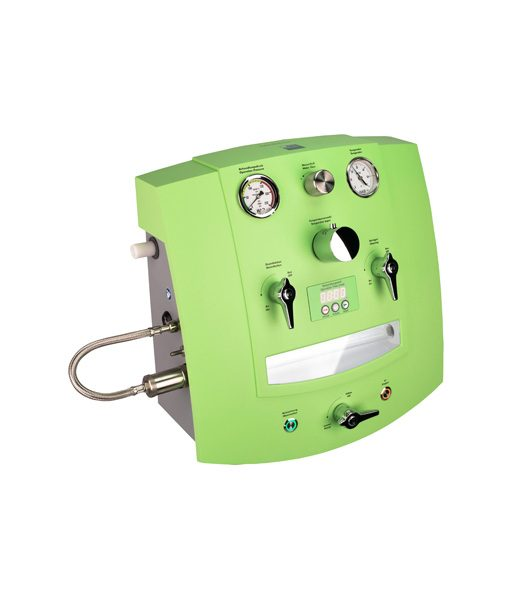 Colon hydrotherapy hydromat standard green