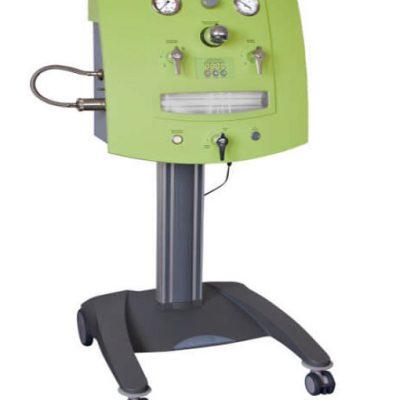 colon hydrotherapy hydromat standard green fuego trolley