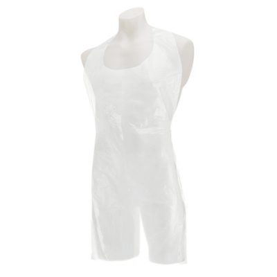 colonic supplies disposable polythene apron