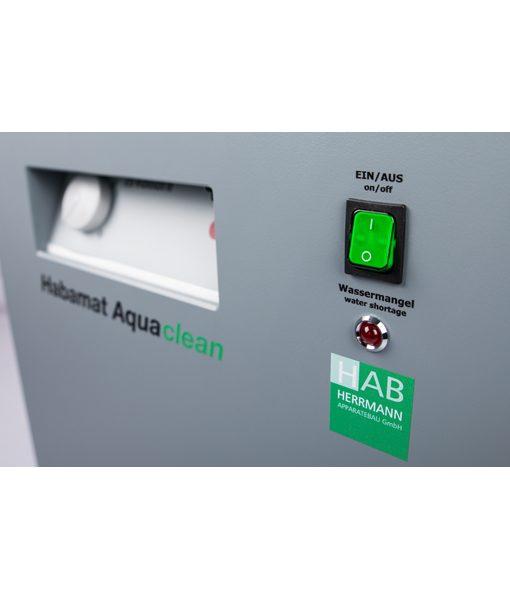 habamat aquaclean front panel