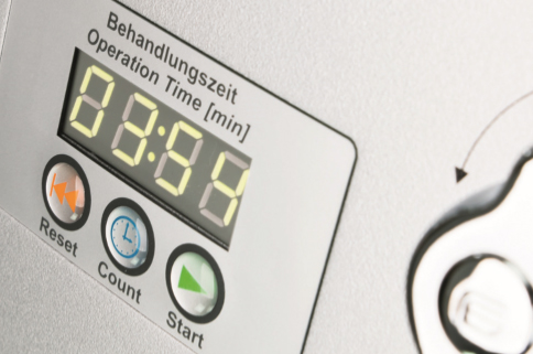 colon hydrotherapy hydromat standard timer display