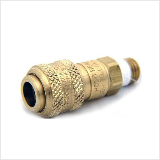Quick release coupling female 1/4″ threaded