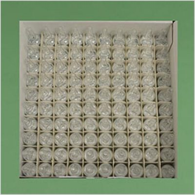 hyperbaric sodium citrate ampoules 100