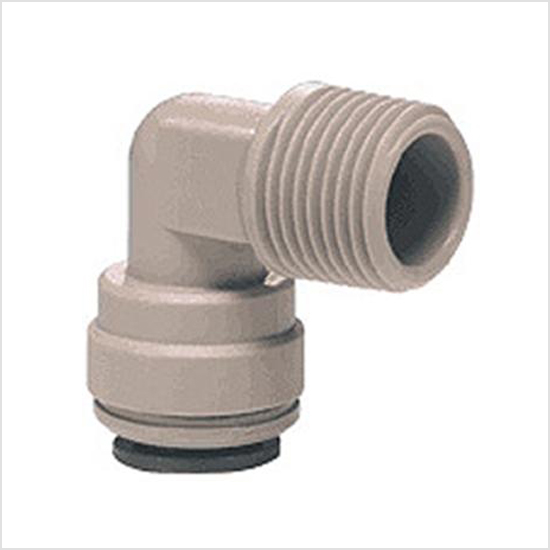Elbow – 1/4″NPT thread 3/8″ Tube