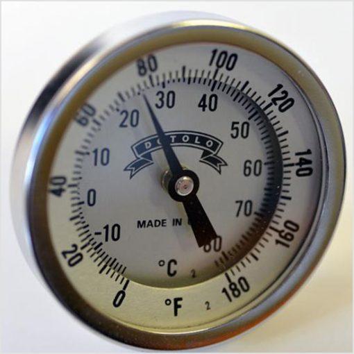 dotolo toxygen temperature gauge
