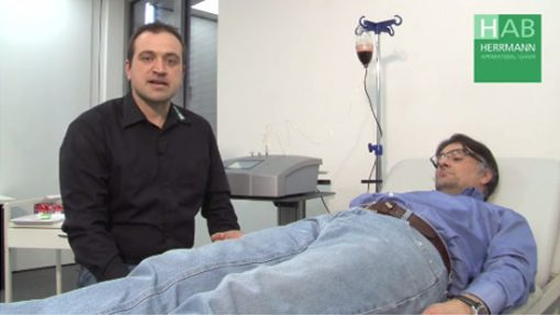Herrmann ozone therapy normabaric treatment video