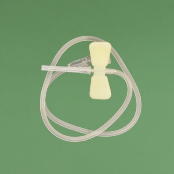 Hyperbaric Venofix Sterile Cannula Winged Infusion Set