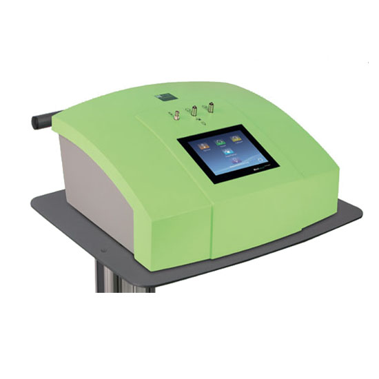Medozon Compact Ozone Therapy Machine in Green