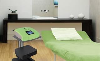 ozone treatment room